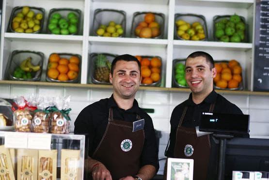 Green Deli Cafe - Бизнес Парк София - Сграда 5