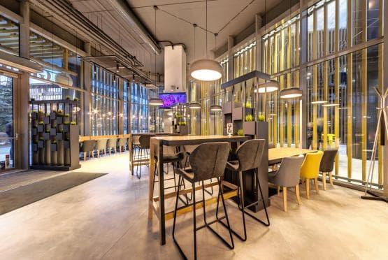 Green Deli Cafe - Полиграфия Офис Център (10)