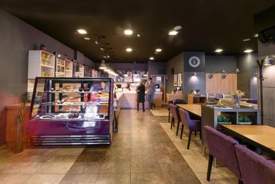 Green Deli Cafe - Полиграфия Офис Център (11)