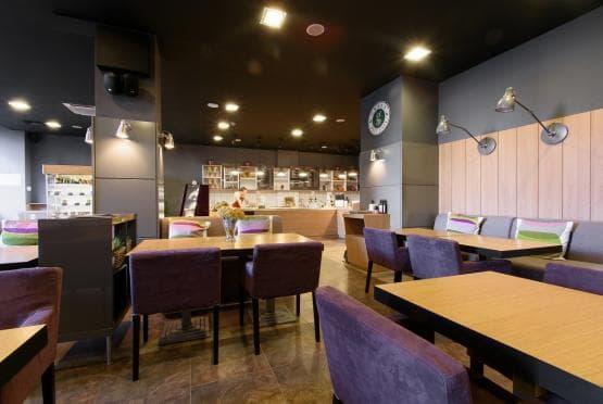 Green Deli Cafe - Полиграфия Офис Център (13)
