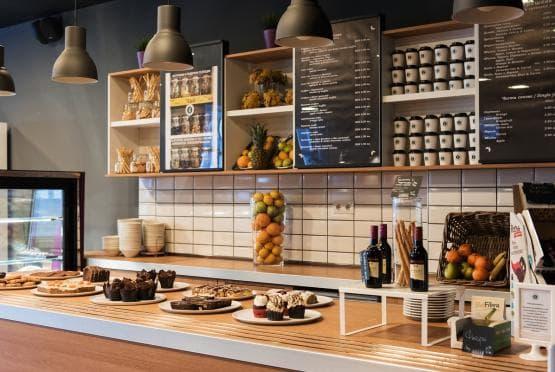 Green Deli Cafe - Полиграфия Офис Център (19)
