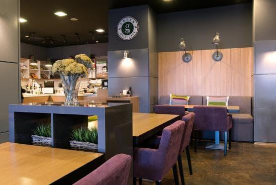Green Deli Cafe - Полиграфия Офис Център (2)