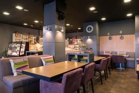 Green Deli Cafe - Полиграфия Офис Център (7)