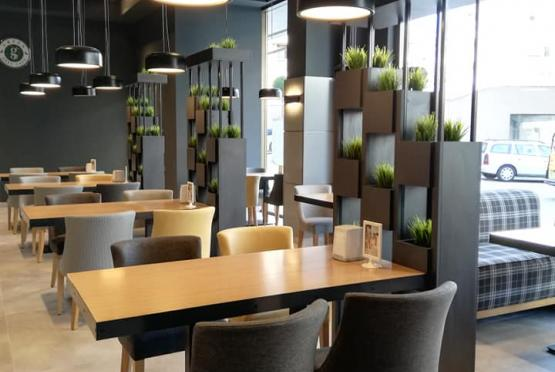 Green Deli Cafe - Саут Парк - ул. Хенрих Ибсен (1)