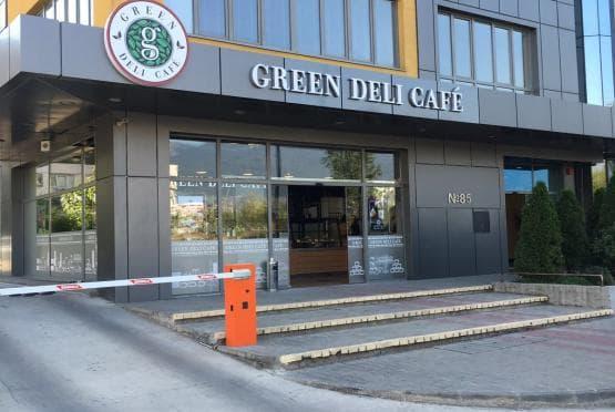 Green Deli Cafe - бул. А. Малинов 85 (1)