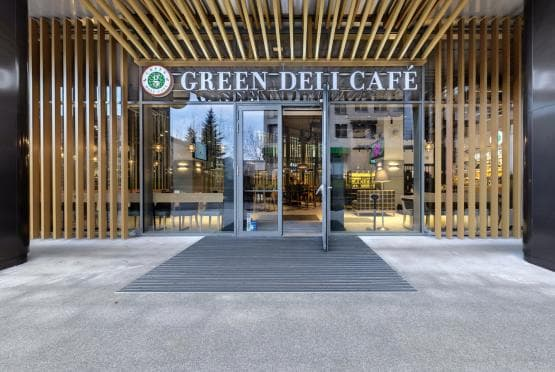 Green Deli Cafe - бул. А. Малинов 85 (8)