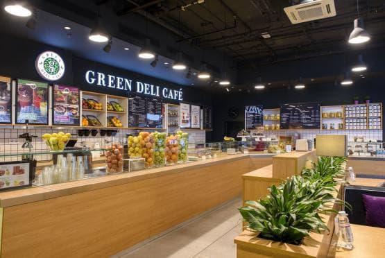Grenn Deli Cafe - Capital Fort (10)