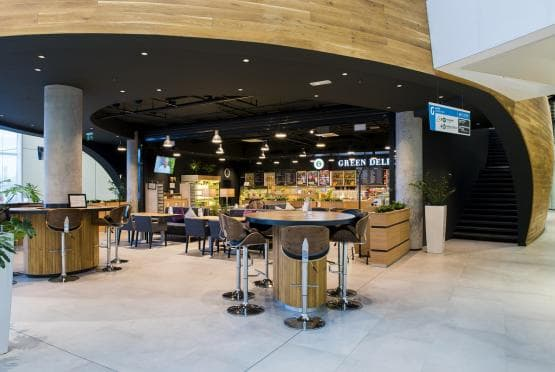 Grenn Deli Cafe - Capital Fort (14)