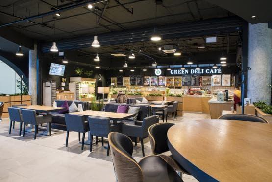 Grenn Deli Cafe - Capital Fort (15)
