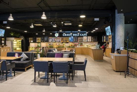 Grenn Deli Cafe - Capital Fort (16)