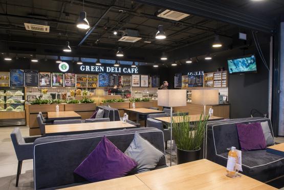 Grenn Deli Cafe - Capital Fort (18)