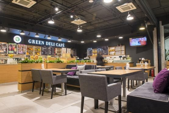 Grenn Deli Cafe - Capital Fort (2)
