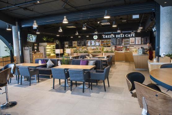 Grenn Deli Cafe - Capital Fort (3)
