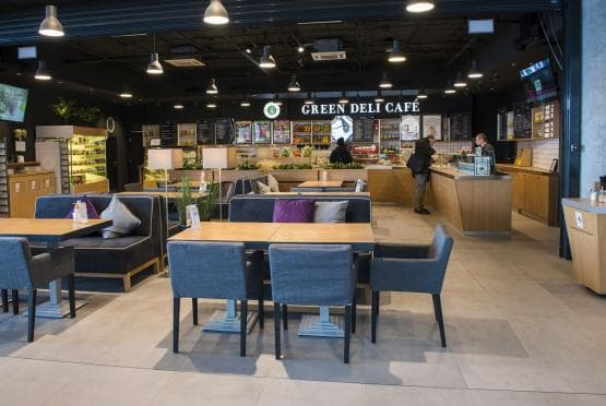 Grenn Deli Cafe - Capital Fort (4)